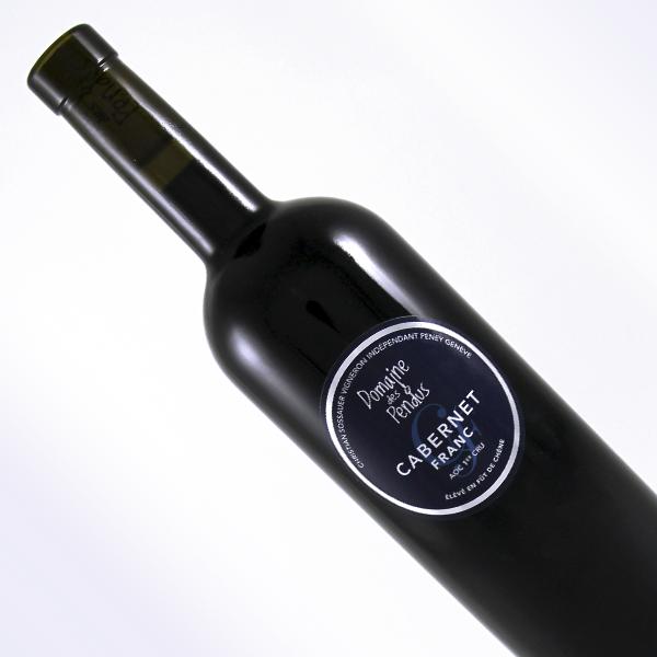Cabernet vin de genève Domaine des pendus